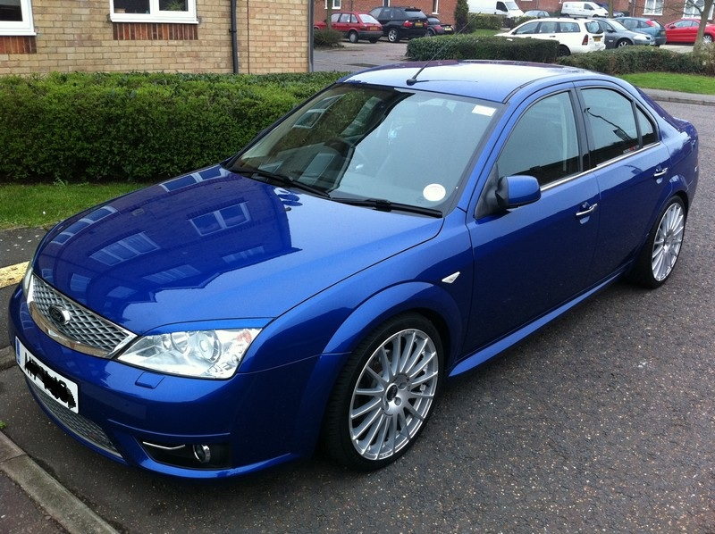 Ford Mondeo St220 2006 Garage System Mondeo St
