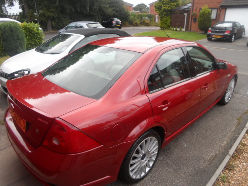 Ford Mondeo St220 2002 Garage System Mondeo St Owners Club